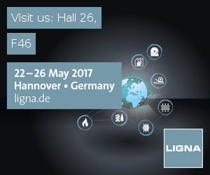 Visit us at LIGNA Hannover 2017 (hall 026, booth F46)